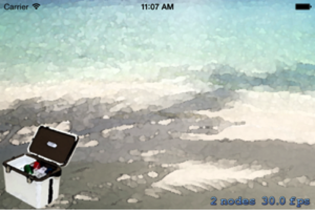 iOS7 SpriteKit Basics by Marcio Valenzuela Santiapps.com