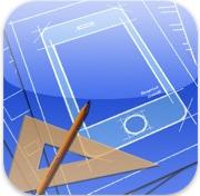 Blueprint iOS App Design by Marcio Valenzuela Santiapps.com