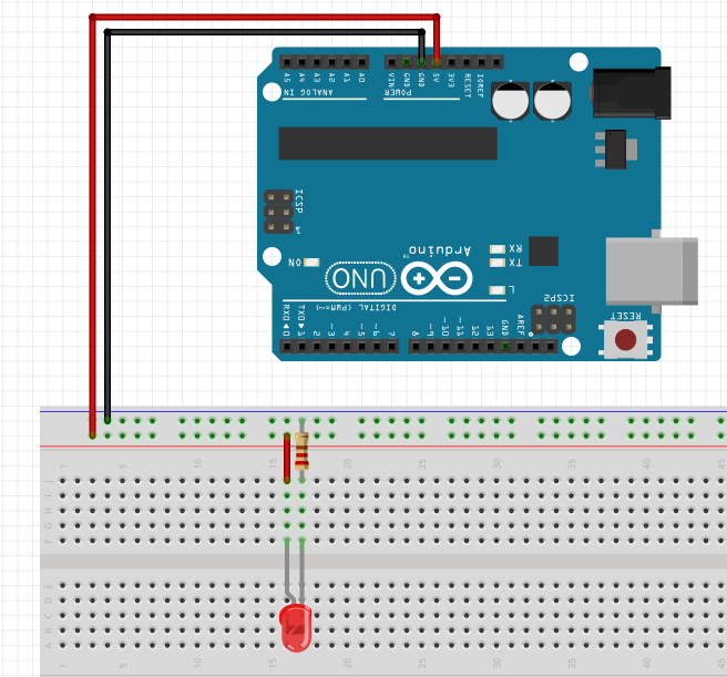 Arduino LED Santiapps Marcio Valenzuela