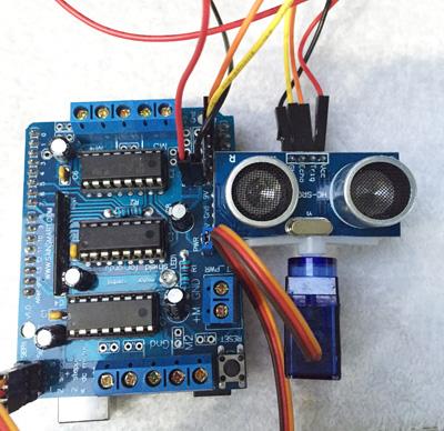 Arduino Tutorial Robot Autonomo Santiapps Marcio Valenzuela