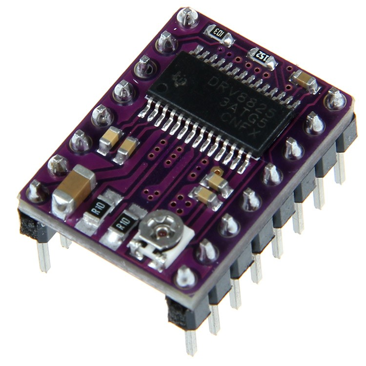 Arduino IoT Simple Tutorial Stepper Motors L298N drv8825 A4988 Santiapps.com Marcio Valenzuela