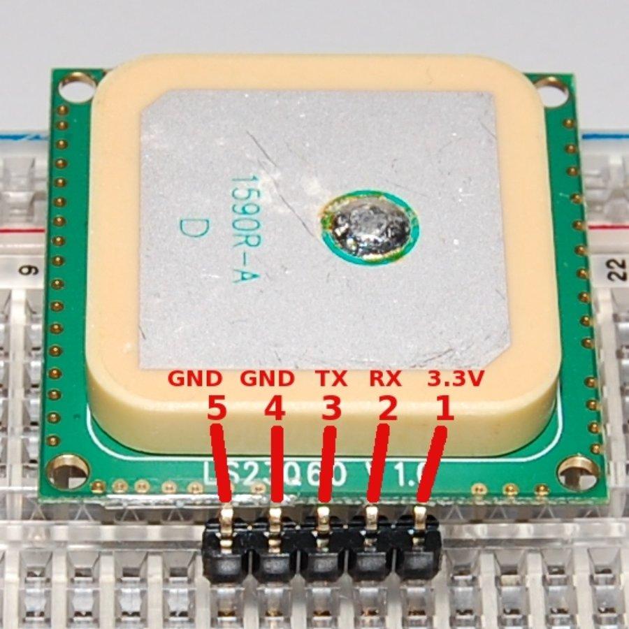 Arduino IoT: Simple Tutorial GPS Titan3 Santiapps Marcio Valenzuela