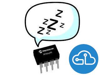 AVR Sleep Mode Arduino Santiapps