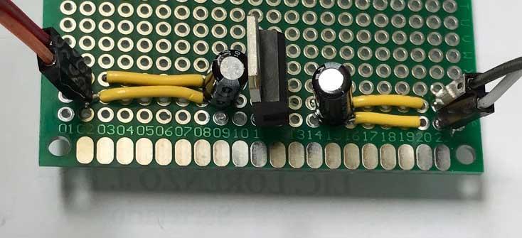 Arduino IoT: Tutorial Uso de LM7805 Regulador de Voltaje by Santiapps Marcio Valenzuela