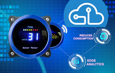 Bluetooth Smart Water Meter Arduino Santiapps