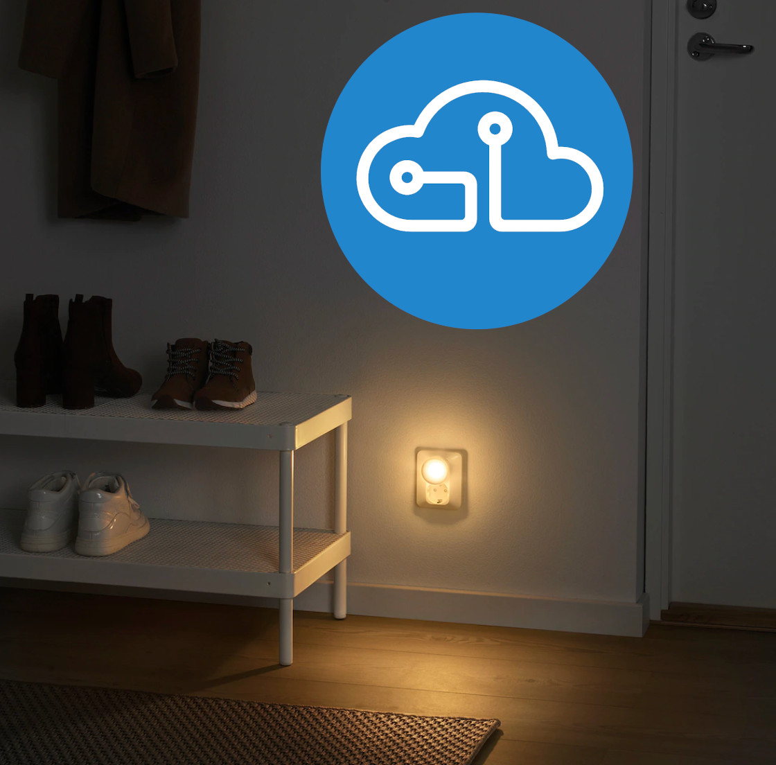 Nightlight Arduino Santiapps