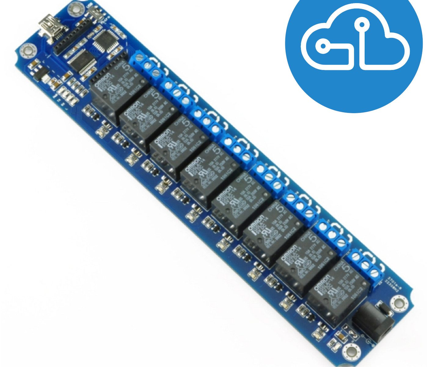 TOSR08 Bluetooth Relay Santiapps