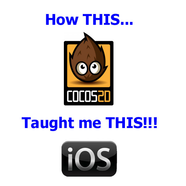 How Cocos2d taught me iOS