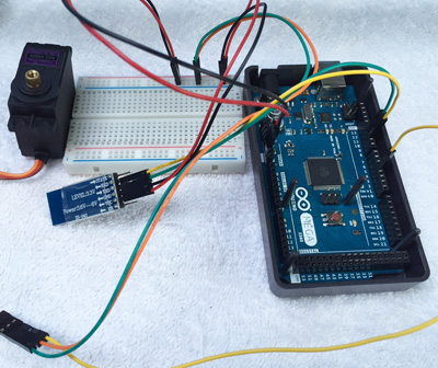 Arduino Bluetooth Servo Tutorial Santiapps Marcio Valenzuela