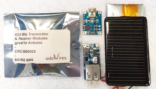 Arduino Simple Tutorial IoT Carga Solar Baterias Proyectos Autonomos Santiapps Marcio Valenzuela