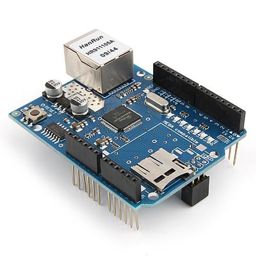 Arduino Simple Tutorial W5100 Ethernet