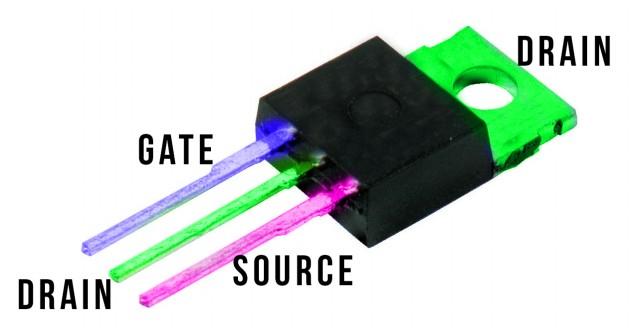 Arduino IoT: Simple Tutorial Solenoide con MOSFET by Santiapps Marcio Valenzuela