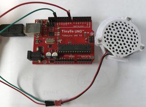 Arduino (IoT) Simple Tutorial Parlantes y Melodias (Star Wars) by Santiapps Marcio Valenzuela