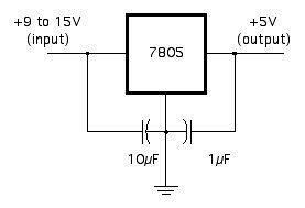 Arduino IoT: Tutorial LM7805 en Voltmeter by Santiapps Marcio Valenzuela