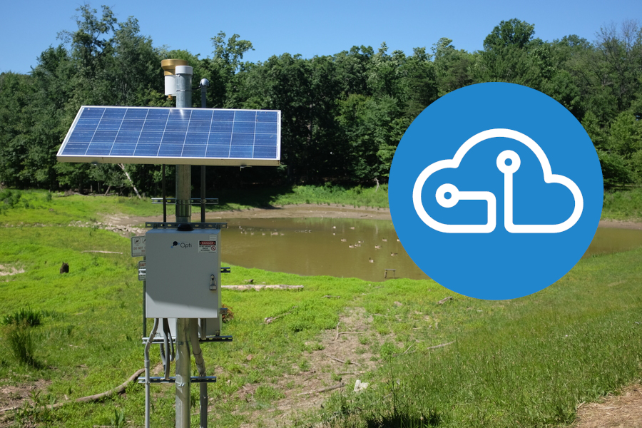 Remote Solar Charging Weather Station Arduino Santiapps
