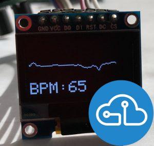 BPM Pulso Ox Sensor Santiapps